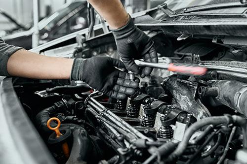 Auto-Motorschaden-Ankauf